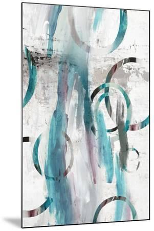 Hoolihoop I-Isabelle Z-Mounted Art Print