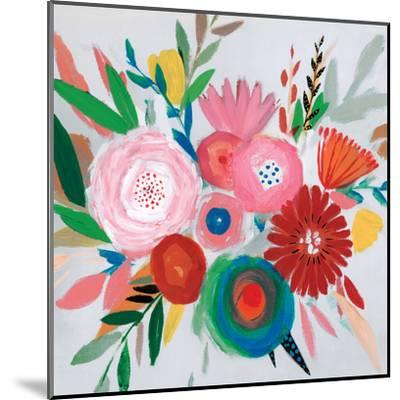 Circular Color Palette II-Isabelle Z-Mounted Art Print