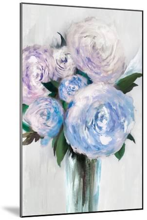 Beauty Within a Vase I-Isabelle Z-Mounted Art Print