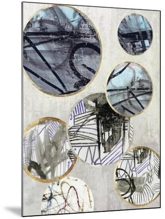 Metal Rings I-Tom Reeves-Mounted Art Print