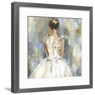 Bridesmaid-Aimee Wilson-Framed Art Print