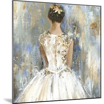 Bridesmaid-Aimee Wilson-Mounted Art Print