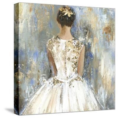 Bridesmaid-Aimee Wilson-Stretched Canvas Print