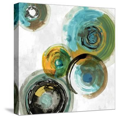 Spirals III-Tom Reeves-Stretched Canvas Print