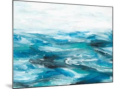 Oceanic II-Isabelle Z-Mounted Art Print