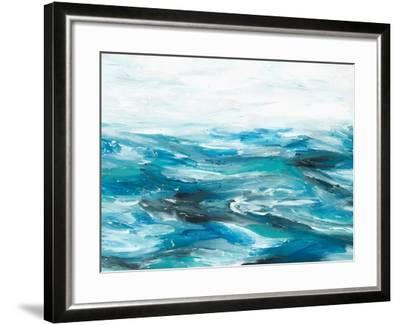 Oceanic II-Isabelle Z-Framed Art Print