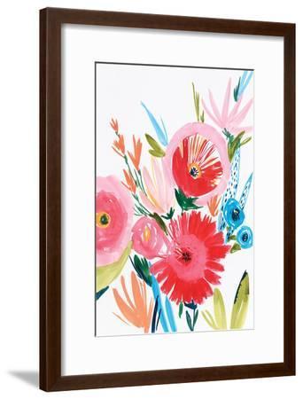 Vermelho I-Isabelle Z-Framed Premium Giclee Print