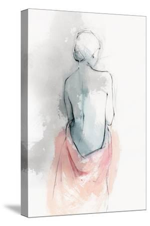 Pastel Woman I-Isabelle Z-Stretched Canvas Print