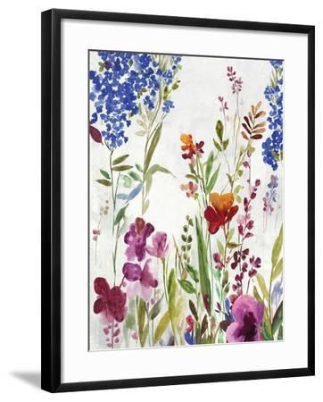 Spring Field-Asia Jensen-Framed Art Print
