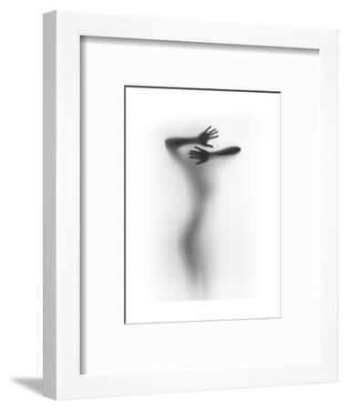 It Hurts- Shadow-Framed Art Print