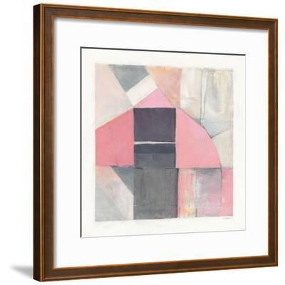 Blushing Bride-Mike Schick-Framed Art Print