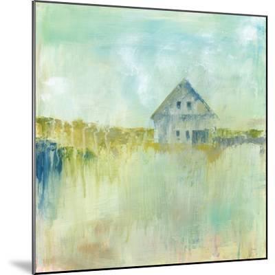Across the Fields-Sue Schlabach-Mounted Art Print