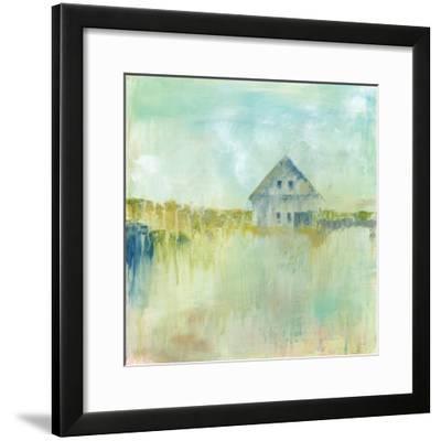 Across the Fields-Sue Schlabach-Framed Art Print