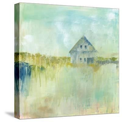 Across the Fields-Sue Schlabach-Stretched Canvas Print