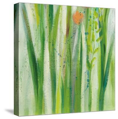 Longstem Bouquet I Square III-Silvia Vassileva-Stretched Canvas Print