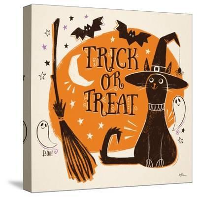 Spooktacular III-Janelle Penner-Stretched Canvas Print