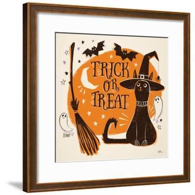 Spooktacular III-Janelle Penner-Framed Art Print