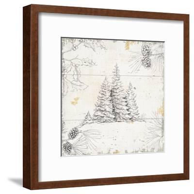 Wild and Beautiful XIII-Daphne Brissonnet-Framed Art Print