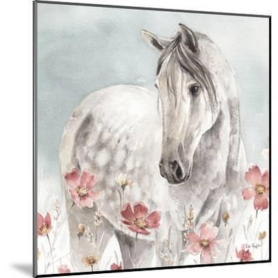 Wild Horses IV-Lisa Audit-Mounted Art Print