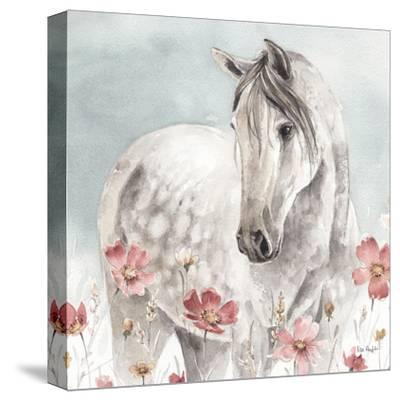 Wild Horses IV-Lisa Audit-Stretched Canvas Print