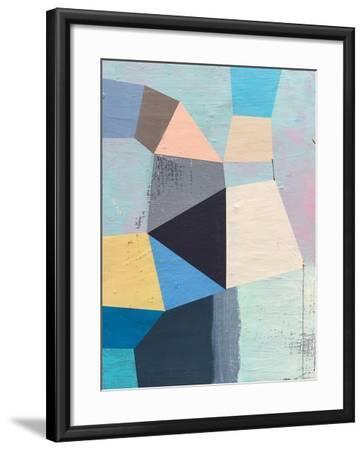 Sitting Still-Naomi Taitz Duffy-Framed Art Print