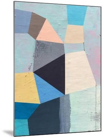 Sitting Still-Naomi Taitz Duffy-Mounted Art Print