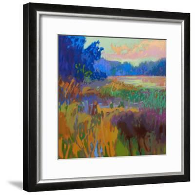 Pastoral XV-Jane Schmidt-Framed Art Print