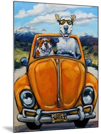Got Skills Will Travel-Connie R. Townsend-Mounted Art Print