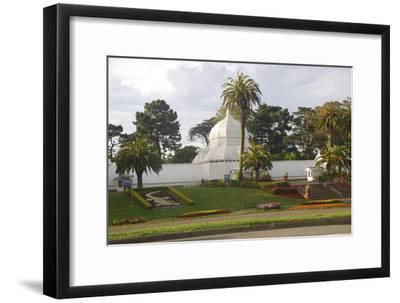 Conservatory, Golden Gate Park, San Francisco, California-Anna Miller-Framed Photographic Print