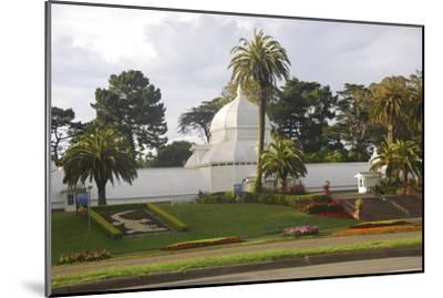 Conservatory, Golden Gate Park, San Francisco, California-Anna Miller-Mounted Photographic Print