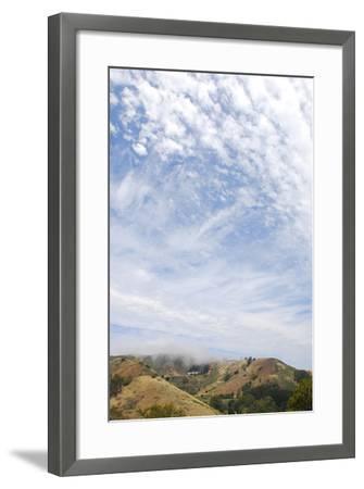 Marin Headlands, San Francisco, California-Anna Miller-Framed Photographic Print