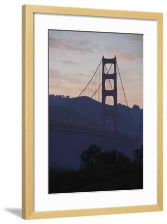 San Francisco, California-Anna Miller-Framed Photographic Print