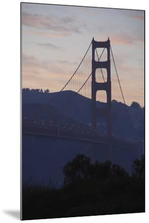 San Francisco, California-Anna Miller-Mounted Photographic Print