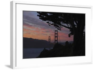 San Francisco, California-Anna Miller-Framed Photographic Print
