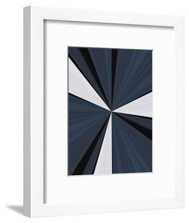 Broken Blue-Ruth Palmer-Framed Art Print