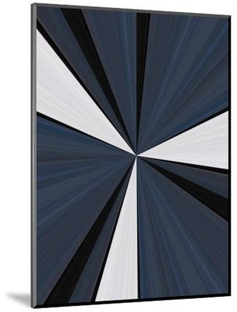 Broken Blue-Ruth Palmer-Mounted Art Print