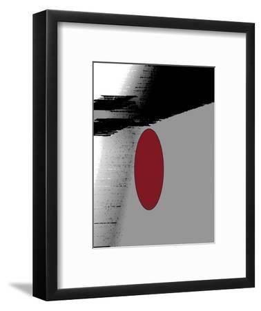 Hovering II-Ruth Palmer-Framed Art Print