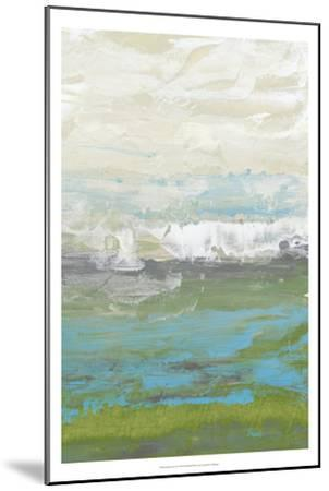 Heather Seas II-Jennifer Goldberger-Mounted Art Print
