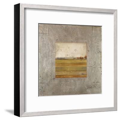 Metalized Landscape I-Patricia Pinto-Framed Art Print