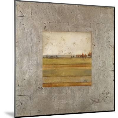 Metalized Landscape I-Patricia Pinto-Mounted Art Print
