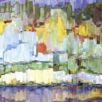 Glacier Bay IV-James Burghardt-Art Print