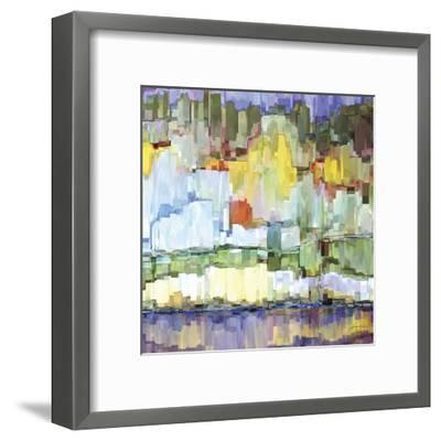Glacier Bay IV-James Burghardt-Framed Art Print