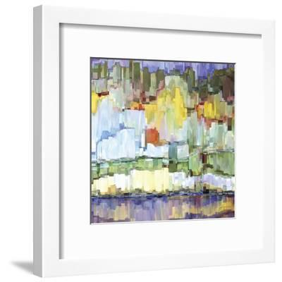 Glacier Bay IV-James Burghardt-Framed Art Print