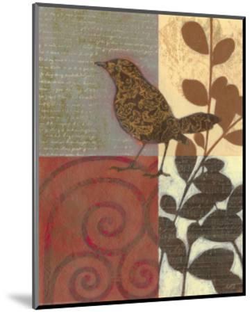 Paisley Sparrow-Norman Wyatt Jr^-Mounted Art Print