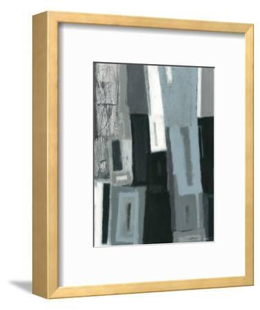 Apt. 3 II-Norman Wyatt Jr^-Framed Art Print