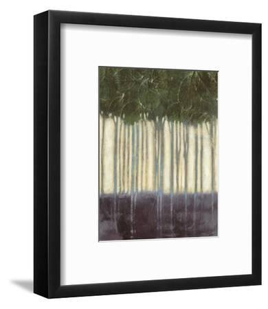 Sunlit Rainforest I-Norman Wyatt Jr^-Framed Art Print