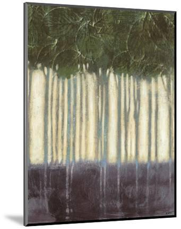 Sunlit Rainforest I-Norman Wyatt Jr^-Mounted Art Print