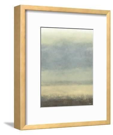 Coastal Rain I-Norman Wyatt Jr^-Framed Art Print
