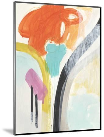 Rhythm Variations II-June Vess-Mounted Art Print