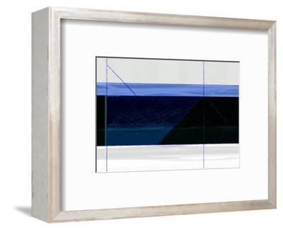 Deep Blue-NaxArt-Framed Art Print